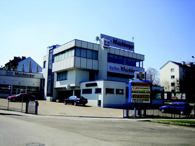 Reifen Weichberger Graz, Bahnhofg?rtel