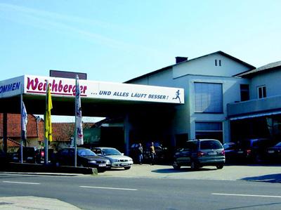 Reifen Weichberger Wieselburg
