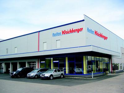 Reifen Weichberger Mauer bei Amstetten
