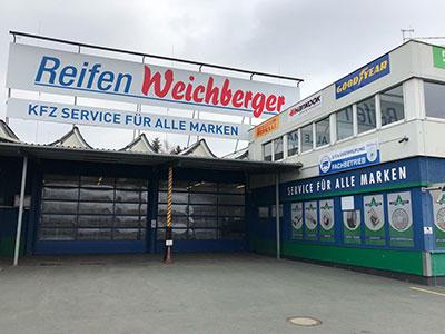 Reifen Weichberger Graz, K?rntner Stra?e